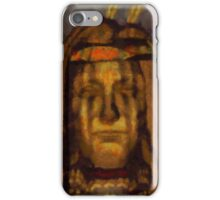 Medicine Man by Sarah Kirk iPhone Case/Skin