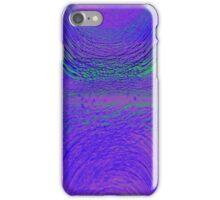Reptile Hypnosis Leather  iPhone Case/Skin