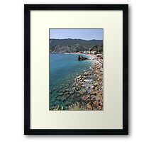 Monterosso - Cinque Terre, Italy Framed Print