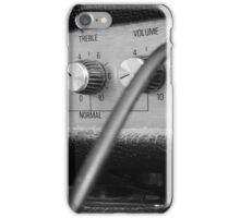 Marshall Amp  iPhone Case/Skin