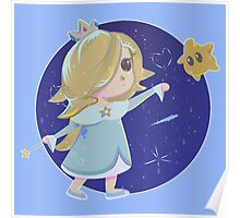 Animal Crossing - Villager Rosalina Poster