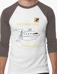 Bessie Service and Repair Manual Men's Baseball ¾ T-Shirt