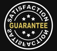 Satisfaction Guarantee by jean-louis bouzou