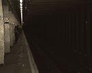 Dark Tunnel... by Christina Rodriguez