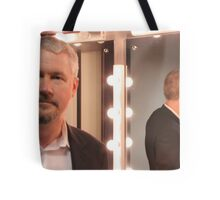 In the green room Tote Bag