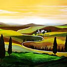 Toscana by Eleni Dreamel