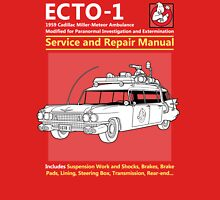 ECTO-1 Service and Repair Manual Unisex T-Shirt
