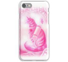 Cupid Cat iPhone Case/Skin