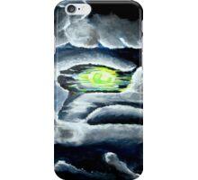 cloud hawk iPhone Case/Skin