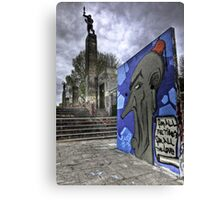 For All The Love Canvas Print