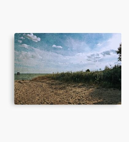 The Whole of Life Canvas Print