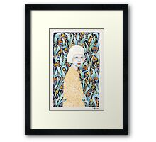 Emilia Framed Print