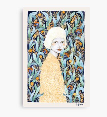 Emilia Canvas Print