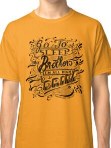 Drive - The Gaslight Anthem Classic T-Shirt
