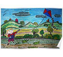 Kite Fun Poster