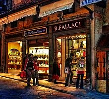 Ponte Vecchio Jewellers by Tarrby