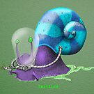 Snailien by Chris Harrendence