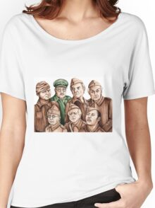 Dad's Army Women's Relaxed Fit T-Shirt