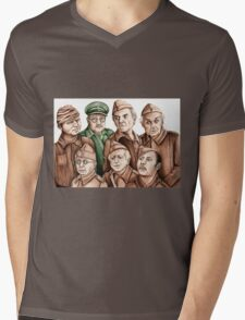 Dad's Army Mens V-Neck T-Shirt