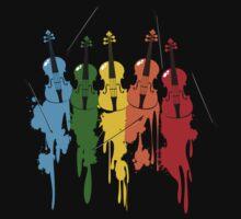 Violins by Richard Laschon