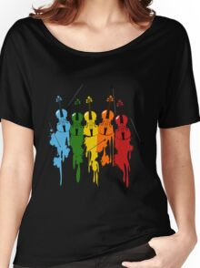 Violins Women's Relaxed Fit T-Shirt