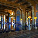 Hearst Castle Indoor Pool by Blake Rudis