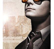 Michael J. Fox by Goddard2Ant