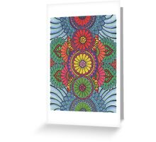 Inner Signals Greeting Card