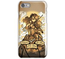Steam Strung iPhone Case/Skin