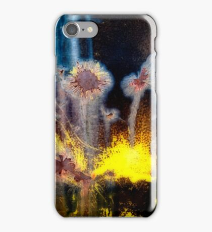 Fae and Fireworks Abstract iPhone Case/Skin