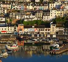Brixham Harbour No1 by StephenRB