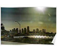 City Skyline Poster