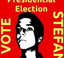 2036 Campaign for Stefan Kwiecinski by Stefan Kwiecinski