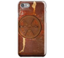 Times Incinerator Abstract iPhone Case/Skin