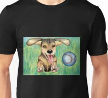 Who needs wings with ears like these?128 views Unisex T-Shirt