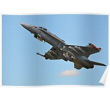 Boeing F-18C Hornet ,  Finnish Air Force Poster
