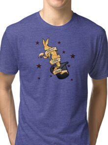 Magic Rabbit Tri-blend T-Shirt