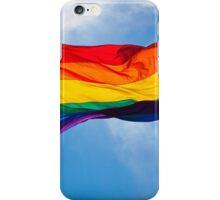 Love Wins by Kordial Orange iPhone Case/Skin