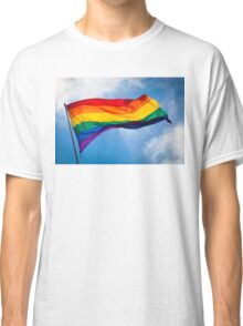 Love Wins by Kordial Orange Classic T-Shirt