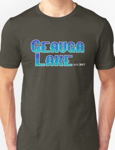 Geauga Lake Unisex T-Shirt