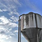 Sky Silo by Paul Hickson