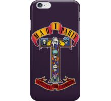 MTP: Appetite for T-Struction  iPhone Case/Skin
