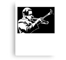 Dizzy Gillespie Canvas Print