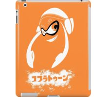 Splatoon Inkling iPad Case/Skin