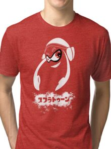 Splatoon Inkling Tri-blend T-Shirt