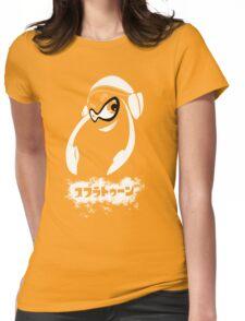 Splatoon Inkling Womens Fitted T-Shirt