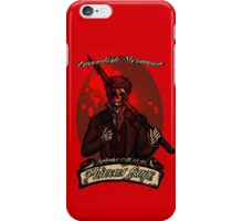 Phineas Gage iPhone Case/Skin