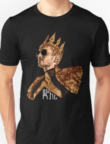King Bill - White Text Unisex T-Shirt
