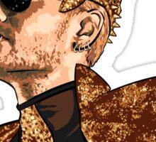 King Bill - White Text Sticker