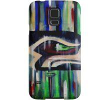 retro hawk Samsung Galaxy Case/Skin